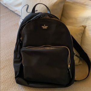 Kate Spade nylon backpack
